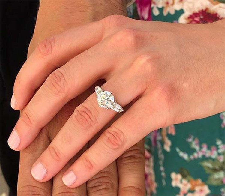 The Most Expensive Celebrity Engagement Rings Celebrity